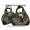 The Bodacious Bowler Bag by @ur_handmadeparadise