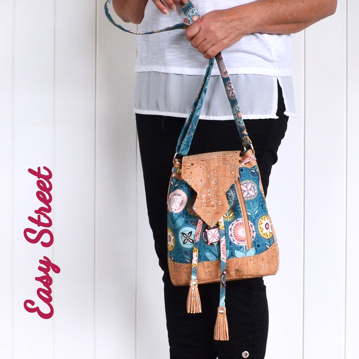Fiona's Freeway – A ChrisW Designs Easy Street Sew & Sell Designer Handbag Pattern