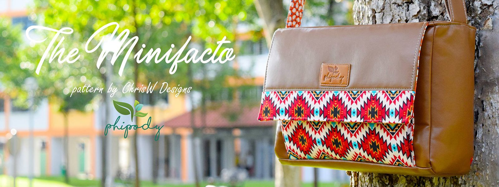 The Minifacto - A ChrisW Designs Designer Bag Pattern