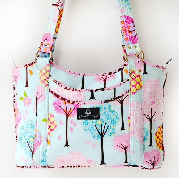 Sugar & Spice - A ChrisW Designer Bag Sewing Pattern
