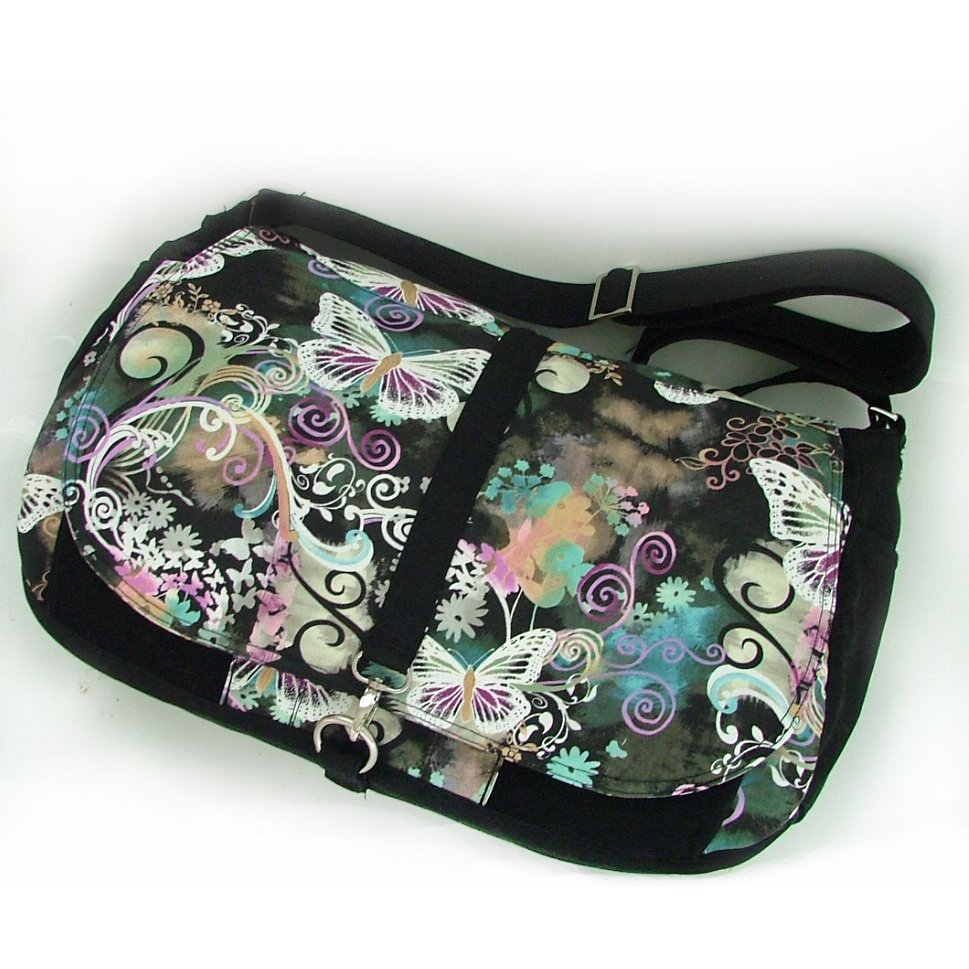 Savannah – A ChrisW Designs Messenger Bag Sewing Pattern