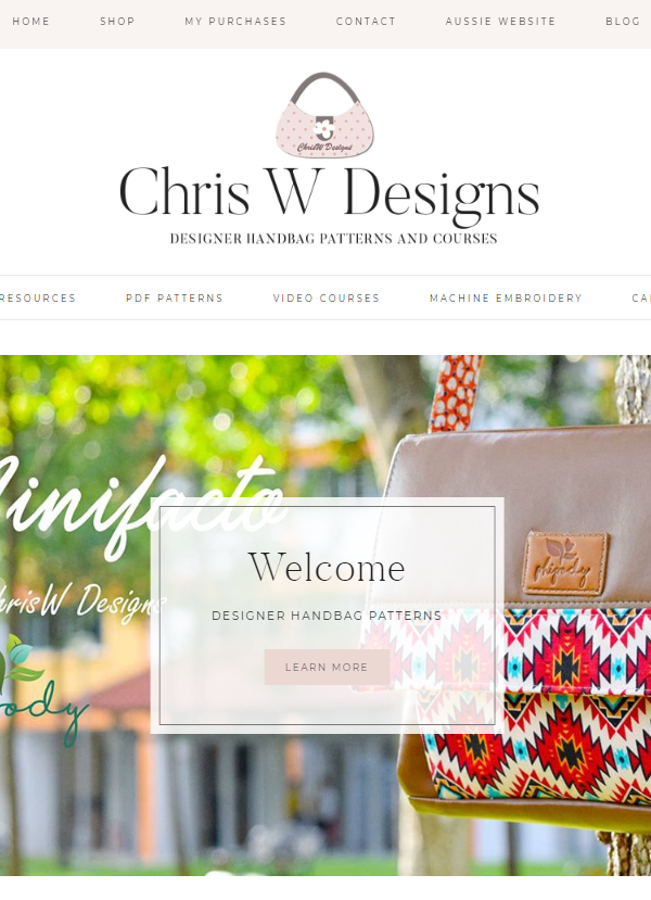 Welcome to the New ChrisW Designs Website!