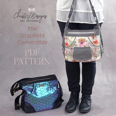 The Strapfield Convertible PDF Pattern