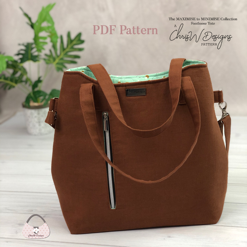 The Footloose Tote